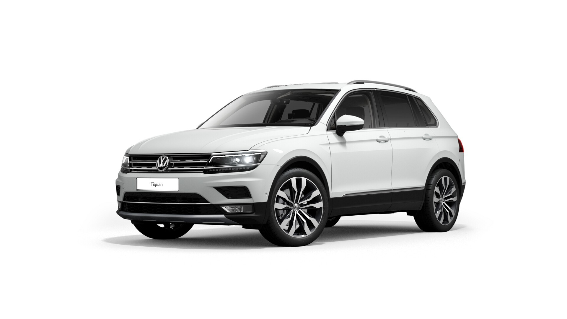 Tiguan Highline R-Line