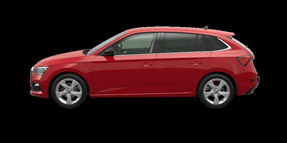 Scala Style - předváděcí vůz