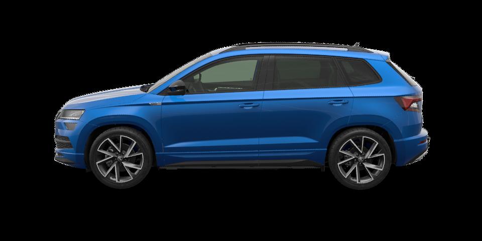 Karoq Sportline - předváděcí vůz