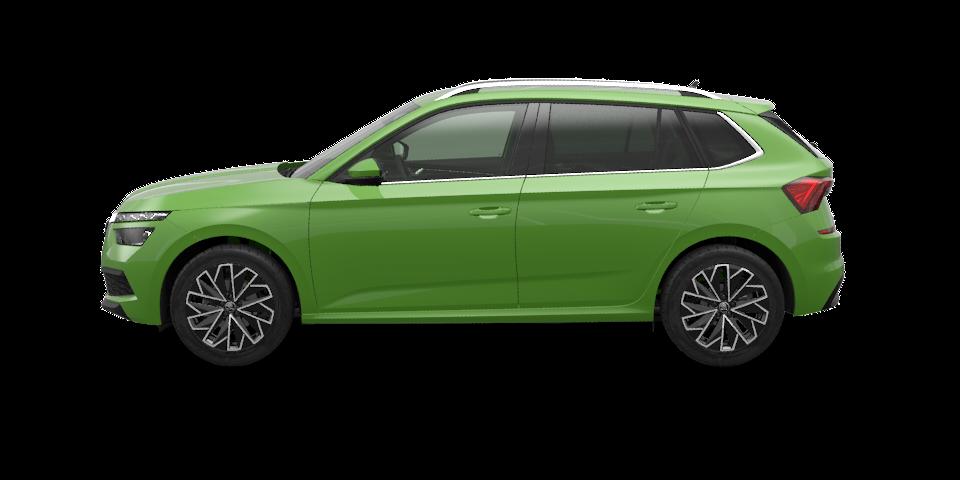 Kamiq Style - předváděcí vůz