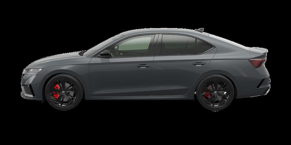 Octavia RS - předváděcí vůz